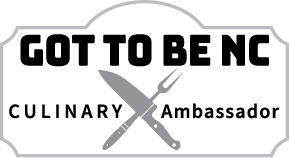Got To Be NC - North Carolina Culinary Ambassador Logo